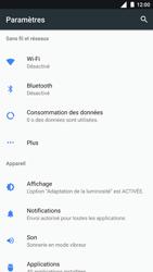 Nokia 8 - WiFi et Bluetooth - Jumeler votre téléphone avec un accessoire bluetooth - Étape 4