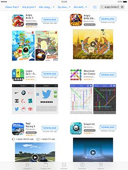 Apple iPad 9.7 (Model A1823) - Applicaties - Downloaden - Stap 10