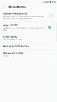 Samsung Samsung G928 Galaxy S6 Edge + (Android N) - Réseau - Activer 4G/LTE - Étape 6