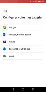 Huawei Y6 (2018) - E-mails - Ajouter ou modifier votre compte Gmail - Étape 7