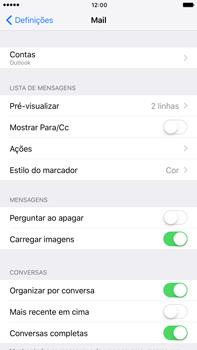 Apple iPhone 7 Plus - Email - Adicionar conta de email -  9