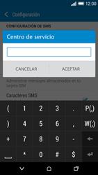 HTC One M8 - Mensajería - Configurar el equipo para mensajes de texto - Paso 9