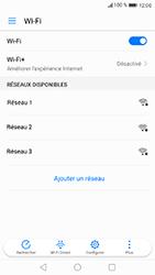 Huawei P8 Lite 2017 - Wifi - configuration manuelle - Étape 4