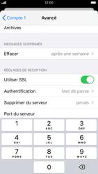 Apple iPhone 6s - iOS 13 - E-mail - Configuration manuelle - Étape 23
