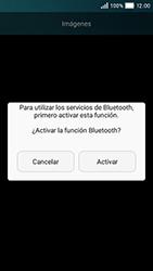 Huawei Y5 - Bluetooth - Transferir archivos a través de Bluetooth - Paso 9
