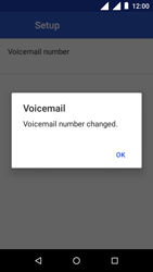 Nokia 1 - Voicemail - Manual configuration - Step 12
