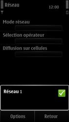 Nokia 500 - Réseau - utilisation à l'étranger - Étape 13