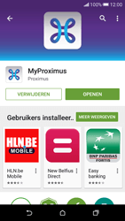 HTC Desire 626 - Applicaties - MyProximus - Stap 10