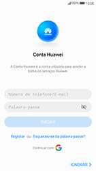 Huawei P8 Lite (2017) - Primeiros passos - Como ligar o telemóvel pela primeira vez -  15