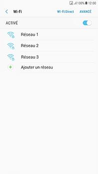 Samsung Galaxy J7 (2017) - Wi-Fi - Accéder au réseau Wi-Fi - Étape 7