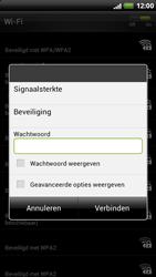 HTC Z715e Sensation XE met OS 4 ICS - WiFi - Handmatig instellen - Stap 8
