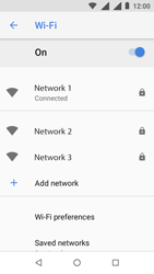 Nokia 1 - Wi-Fi - Connect to a Wi-Fi network - Step 9