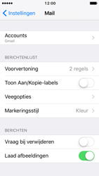 Apple iPhone 5 iOS 10 - E-mail - handmatig instellen (gmail) - Stap 9