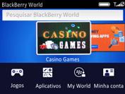 BlackBerry 9620 - Aplicativos - Como baixar aplicativos - Etapa 4