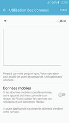 Samsung Galaxy S6 (G920F) - Android M - Internet - activer ou désactiver - Étape 6