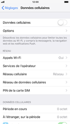 Apple iPhone 7 - iOS 12 - Internet - activer ou désactiver - Étape 5