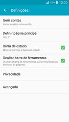 Samsung Galaxy S4 LTE - Internet no telemóvel - Configurar ligação à internet -  26