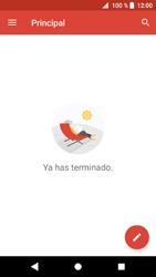 Sony Xperia XZ1 - E-mail - Configurar Gmail - Paso 7