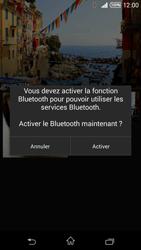 Sony Xpéria T3 - Photos, vidéos, musique - Envoyer une photo via Bluetooth - Étape 10