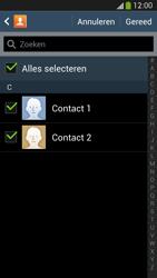 Samsung I9515 Galaxy S IV VE LTE - Contactgegevens overzetten - delen via Bluetooth - Stap 8
