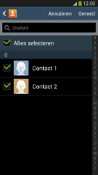 Samsung I9505 Galaxy S IV LTE - Contacten en data - Contacten overzetten via Bluetooth - Stap 8