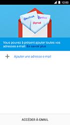 Motorola Moto C Plus - E-mails - Ajouter ou modifier votre compte Gmail - Étape 5