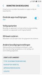 Samsung galaxy-j5-2017-sm-j530f-android-oreo - Beveiliging en ouderlijk toezicht - Hoe wijzig ik mijn SIM PIN-code - Stap 5