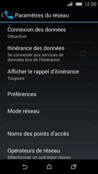 HTC Desire 320 - Internet - Activer ou désactiver - Étape 7