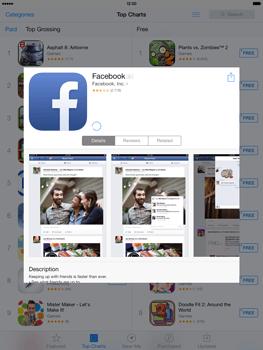 Apple iPad mini iOS 7 - Applications - Downloading applications - Step 26