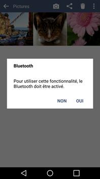 LG G4 - Photos, vidéos, musique - Envoyer une photo via Bluetooth - Étape 9