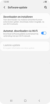 Samsung galaxy-s9-sm-g960f-android-pie - Software updaten - Update installeren - Stap 5
