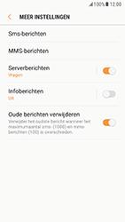 Samsung Galaxy S7 - Android Nougat - SMS - handmatig instellen - Stap 7