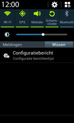 Samsung S7275 Galaxy Ace 3 - MMS - automatisch instellen - Stap 6