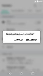 LG G5 SE - Android Nougat - Internet - Activer ou désactiver - Étape 4