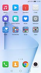 Huawei Honor 8 - Email - Adicionar conta de email -  3
