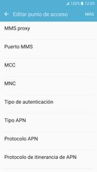 Samsung Galaxy S7 - Mensajería - Configurar el equipo para mensajes multimedia - Paso 9