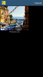 Samsung C105 Galaxy S IV Zoom LTE - MMS - Sending pictures - Step 16