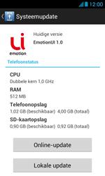Huawei Ascend Y300 - Software updaten - Update installeren - Stap 6