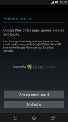 Sony C6603 Xperia Z - Applications - Downloading applications - Step 14