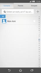 Sony Xperia Z2 - Contact, Appels, SMS/MMS - Envoyer un MMS - Étape 7