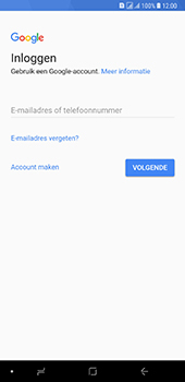 Samsung Galaxy A8 Plus - E-mail - handmatig instellen (gmail) - Stap 9
