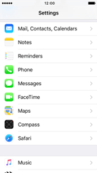 Apple iPhone 5s iOS 9 - Email - 032a. Email wizard - Gmail - Step 3