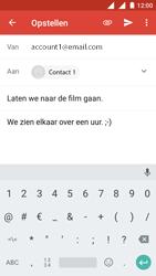 Nokia 3 - E-mail - e-mail versturen - Stap 8