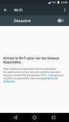 Acer Liquid Zest 4G - Wi-Fi - Se connecter à un réseau Wi-Fi - Étape 4