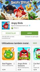 Samsung Galaxy S6 Android M - Aplicações - Como pesquisar e instalar aplicações -  19