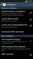Samsung I9295 Galaxy S IV Active - SMS - handmatig instellen - Stap 8