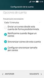 Huawei Y5 - E-mail - Configurar correo electrónico - Paso 20