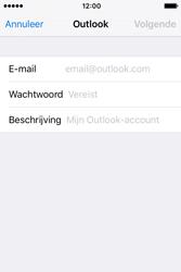 Apple iPhone 4 S iOS 9 - E-mail - Handmatig instellen - Stap 6