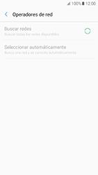Samsung Galaxy A5 (2017) (A520) - Red - Seleccionar una red - Paso 8