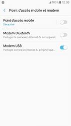 Samsung Galaxy A3 (2017) (A320) - Internet et connexion - Utiliser le mode modem par USB - Étape 9